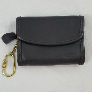 Coach ID/Credit Card Keychain Purse (425)